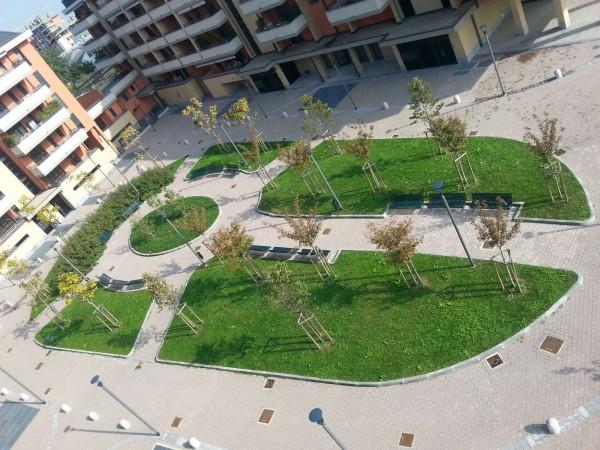 Appartamento in vendita a Milano, Ripamonti, Con giardino, 120 mq