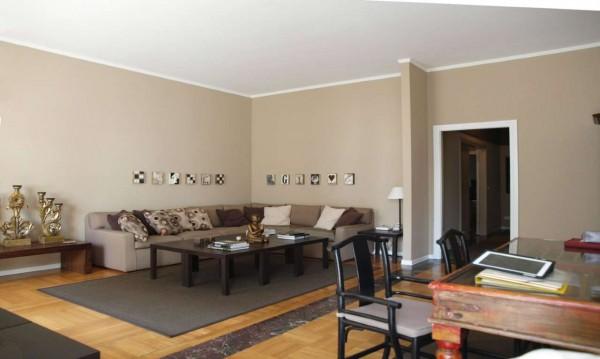 Appartamento in affitto a Milano, Palestro, Arredato, 130 mq