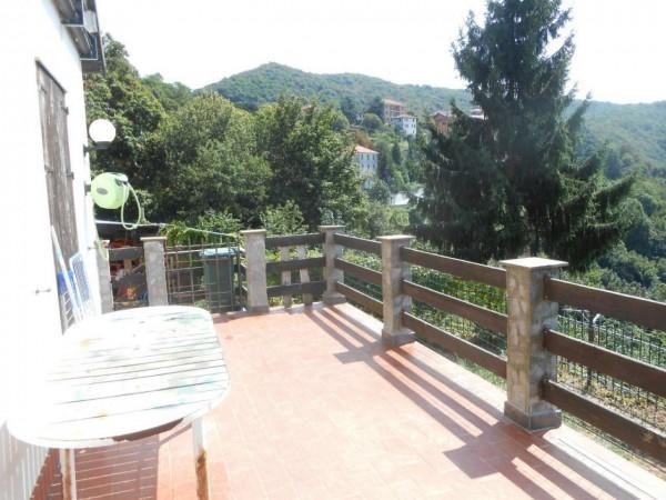 Villa in vendita a Mignanego, Santuario Della Vittoria, Con giardino, 360 mq - Foto 87
