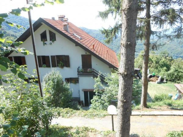 Villa in vendita a Mignanego, Santuario Della Vittoria, Con giardino, 360 mq