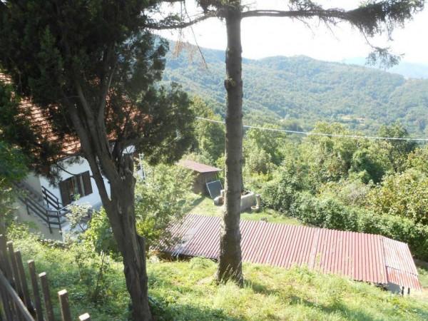 Villa in vendita a Mignanego, Santuario Della Vittoria, Con giardino, 360 mq - Foto 11