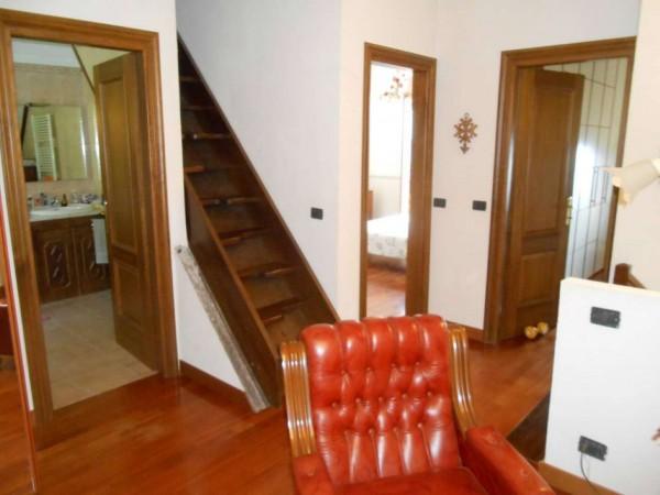 Villa in vendita a Mignanego, Santuario Della Vittoria, Con giardino, 360 mq - Foto 37