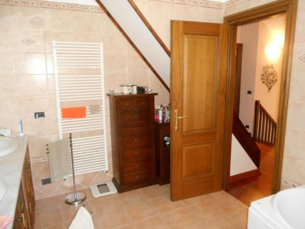 Villa in vendita a Mignanego, Santuario Della Vittoria, Con giardino, 360 mq - Foto 28