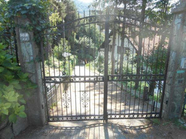 Villa in vendita a Mignanego, Santuario Della Vittoria, Con giardino, 360 mq - Foto 14