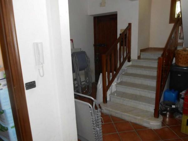 Villa in vendita a Mignanego, Santuario Della Vittoria, Con giardino, 360 mq - Foto 39