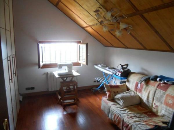 Villa in vendita a Mignanego, Santuario Della Vittoria, Con giardino, 360 mq - Foto 94
