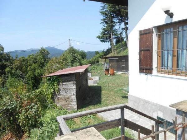 Villa in vendita a Mignanego, Santuario Della Vittoria, Con giardino, 360 mq - Foto 6
