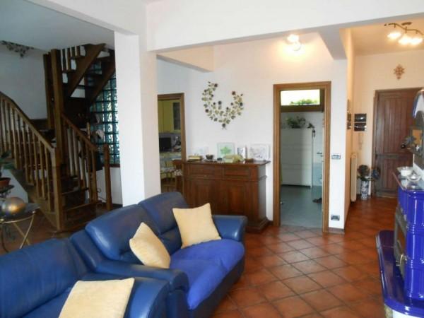 Villa in vendita a Mignanego, Santuario Della Vittoria, Con giardino, 360 mq - Foto 102