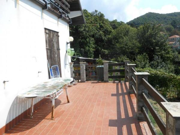Villa in vendita a Mignanego, Santuario Della Vittoria, Con giardino, 360 mq - Foto 17