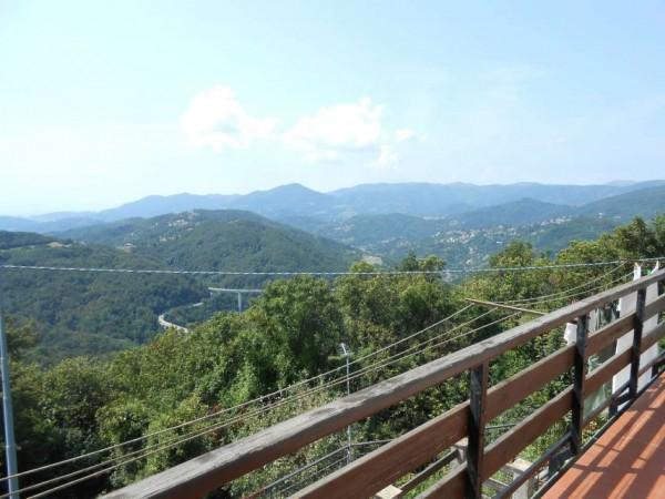 Villa in vendita a Mignanego, Santuario Della Vittoria, Con giardino, 360 mq - Foto 19