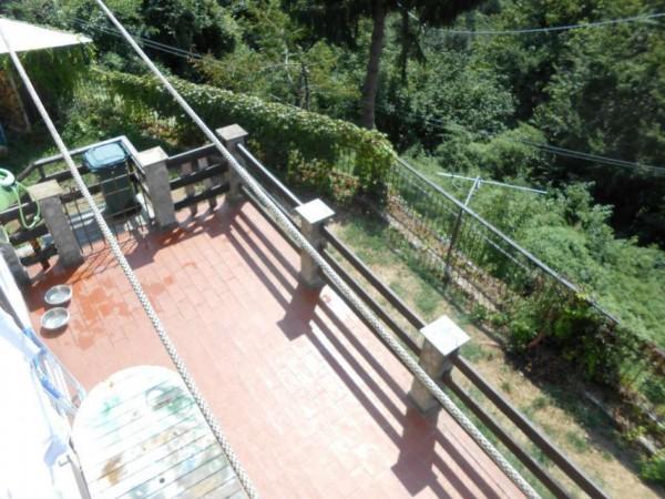 Villa in vendita a Mignanego, Santuario Della Vittoria, Con giardino, 360 mq - Foto 21