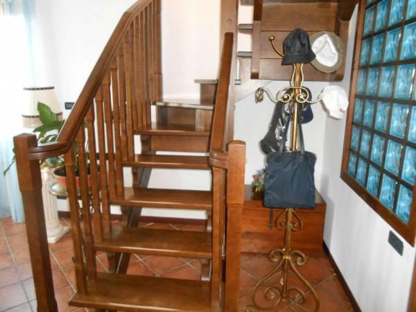 Villa in vendita a Mignanego, Santuario Della Vittoria, Con giardino, 360 mq - Foto 40