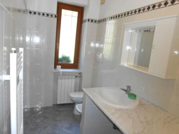 Villa in vendita a Mignanego, Santuario Della Vittoria, Con giardino, 360 mq - Foto 22