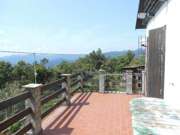 Villa in vendita a Mignanego, Santuario Della Vittoria, Con giardino, 360 mq - Foto 15