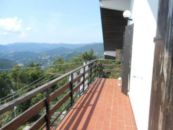 Villa in vendita a Mignanego, Santuario Della Vittoria, Con giardino, 360 mq - Foto 88