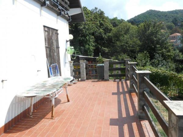 Villa in vendita a Mignanego, Santuario Della Vittoria, Con giardino, 360 mq - Foto 16