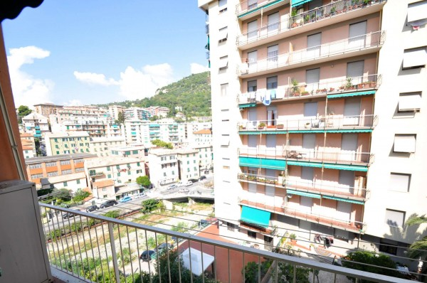 Appartamento in affitto a Genova, Sestri Ponente, Arredato, con giardino, 70 mq