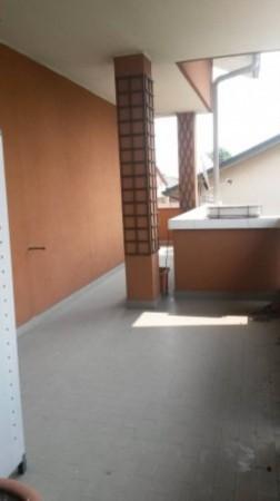 Appartamento in affitto a Cesate, Arredato, con giardino, 110 mq - Foto 8