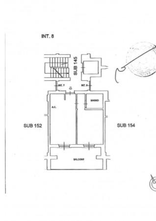 Appartamento in vendita a Roma, Castelverde/osteria Dell'osa, 45 mq - Foto 2
