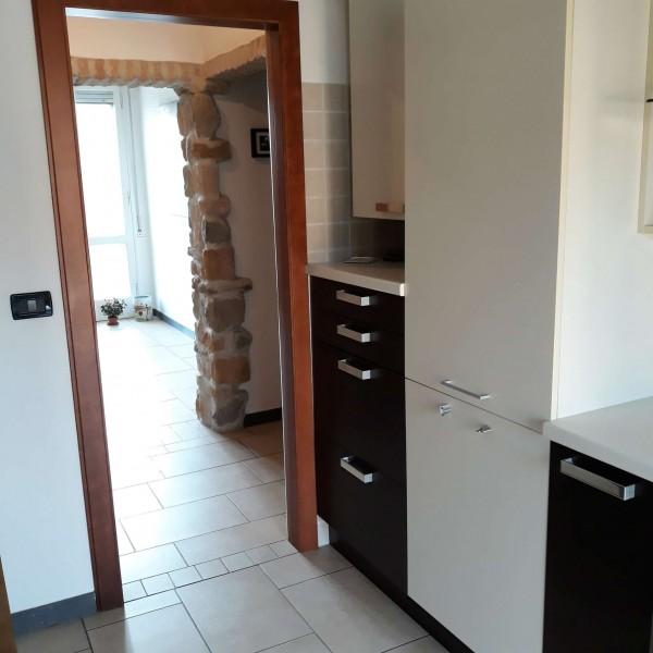 Appartamento in vendita a Modena, Sacca, 95 mq