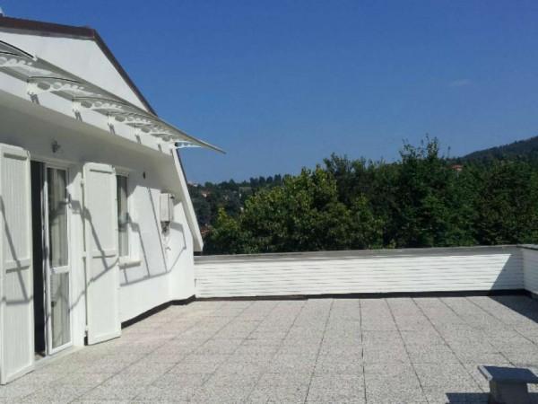 Appartamento in affitto a Torino, Borgo Po, Con giardino, 70 mq