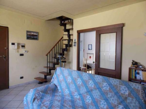 Appartamento in vendita a Vinovo, Belriparo, Con giardino, 90 mq