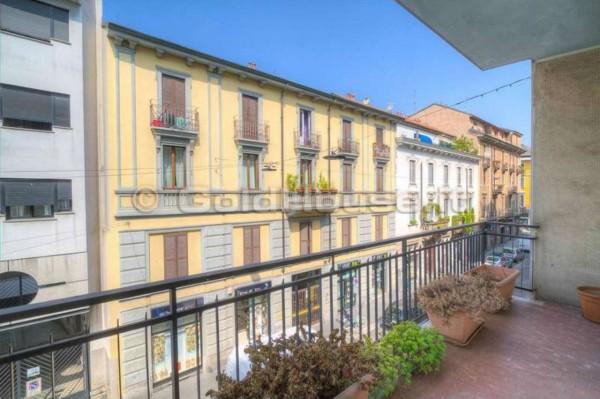 Appartamento in affitto a Milano, Arena/sarpi, 87 mq