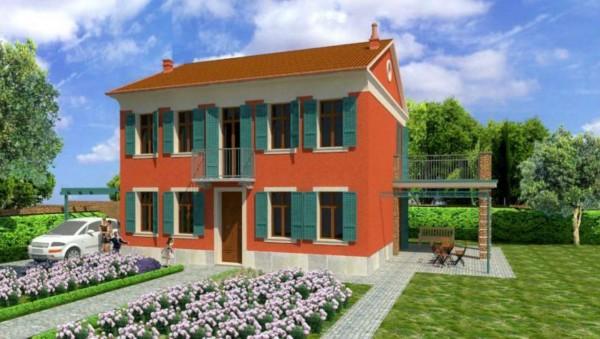 Casa indipendente in vendita a Pecetto Torinese, Con giardino, 165 mq
