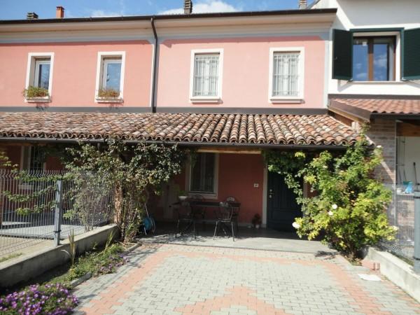 Casa indipendente in vendita a Alessandria, Con giardino, 120 mq