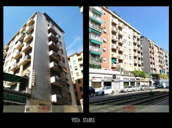 Appartamento in vendita a Milano, Piazzale Brescia, 60 mq - Foto 9