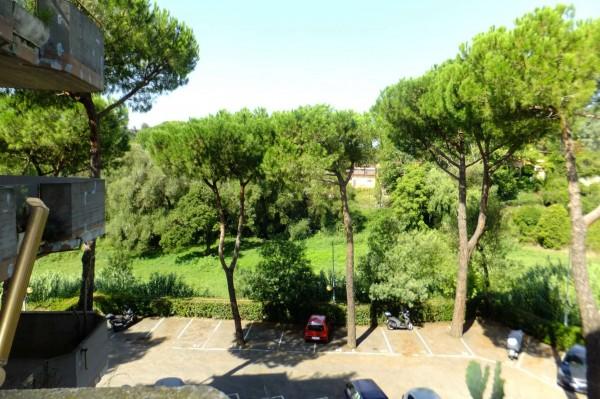 Appartamento in vendita a Roma, Tomba Di Nerone, Con giardino, 85 mq
