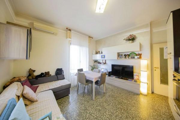 Appartamento in vendita a Milano, Affori Centro, Con giardino, 70 mq