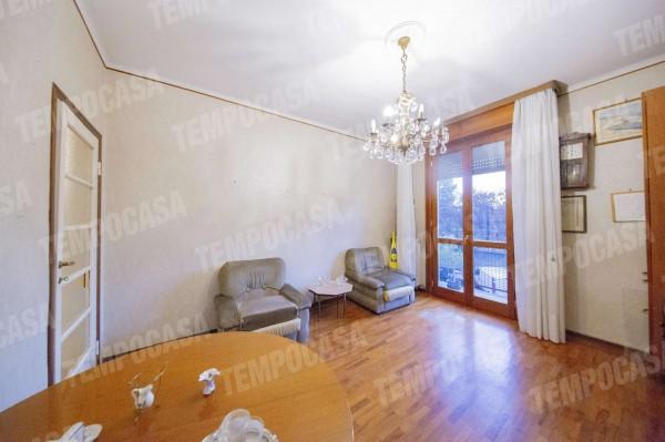 Appartamento in vendita a Milano, Affori, Con giardino, 60 mq