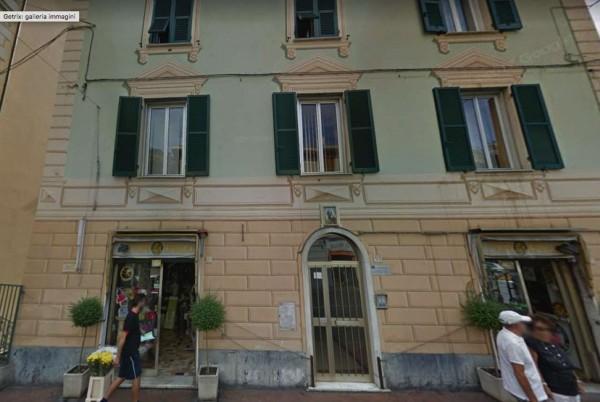 Appartamento in vendita a Genova, Nervi, Con giardino, 65 mq