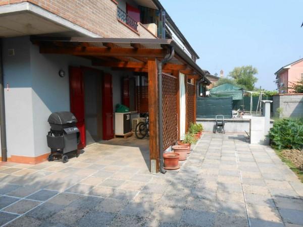 Appartamento in vendita a Bagnolo Cremasco, Residenziale, Con giardino, 112 mq