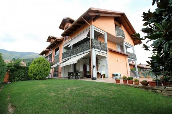 Appartamento in vendita a Givoletto, Con giardino, 90 mq