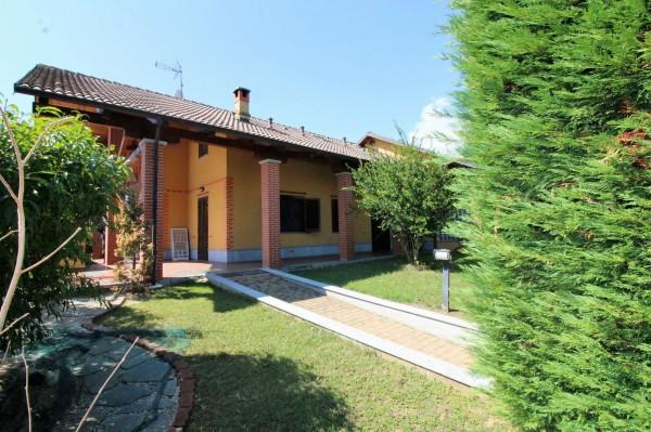 Villa in vendita a Givoletto, Con giardino, 200 mq