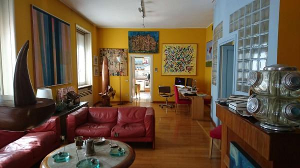 Appartamento in vendita a Milano, Corso Italia, Con giardino, 207 mq - Foto 1