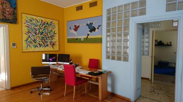 Appartamento in vendita a Milano, Corso Italia, Con giardino, 207 mq - Foto 20