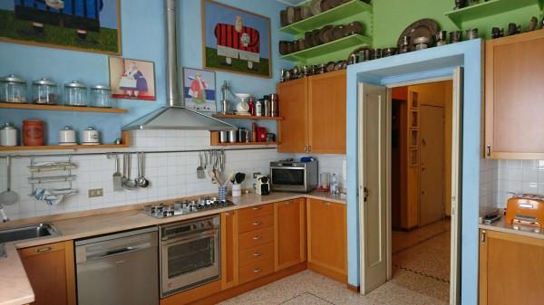 Appartamento in vendita a Milano, Corso Italia, Con giardino, 207 mq - Foto 12