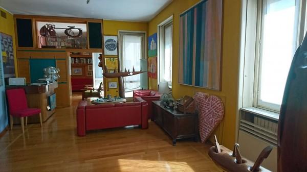 Appartamento in vendita a Milano, Corso Italia, Con giardino, 207 mq - Foto 22