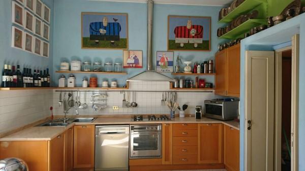 Appartamento in vendita a Milano, Corso Italia, Con giardino, 207 mq - Foto 13