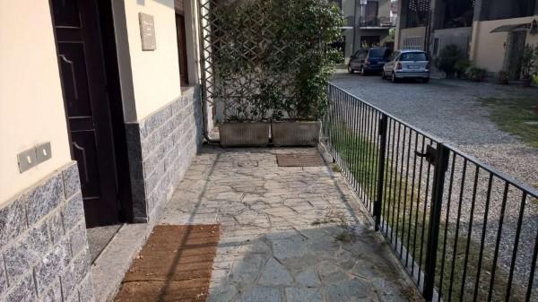 Appartamento in affitto a Bernate Ticino, Residenziale, Arredato, con giardino, 120 mq