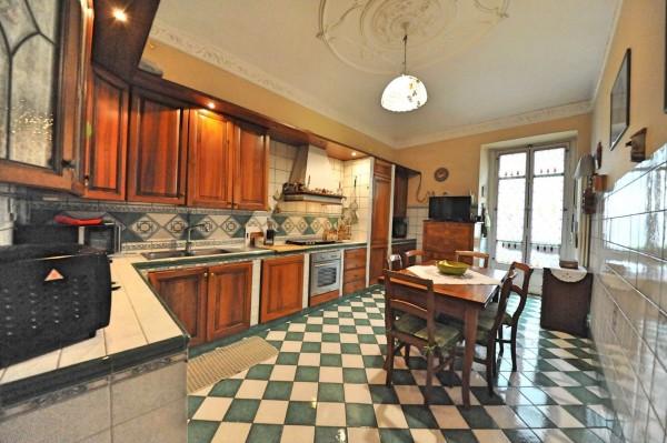 Appartamento in vendita a Torino, Cit Turin, 150 mq