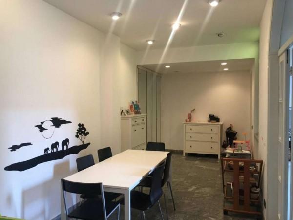 Appartamento in vendita a Milano, Porta Romana, Con giardino, 130 mq
