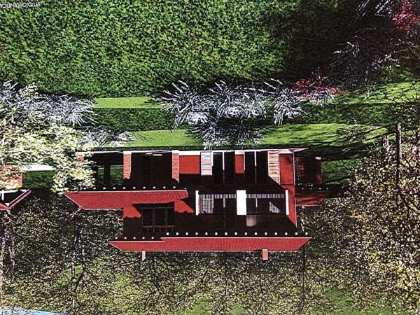 Villa in vendita a Gavirate, Voltorre, Con giardino, 180 mq