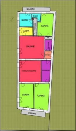 Appartamento in vendita a Imperia, 150 mq