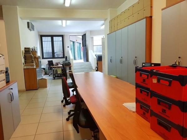 Ufficio in vendita a Milano, Repubblica, Stazione Centrale, 160 mq - Foto 2