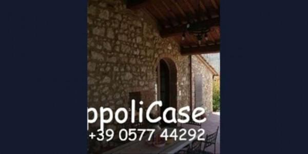 Villa in vendita a Colle di Val d'Elsa, Con giardino, 200 mq - Foto 2