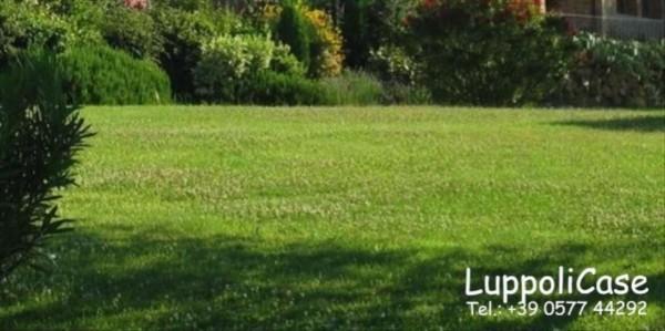 Villa in vendita a Monteriggioni, Con giardino, 621 mq - Foto 3
